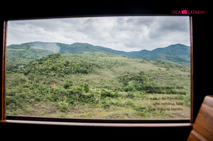 Passeio de Trem de Ouro Preto até Mariana Fotografia: Érica Catarina Pontes - Março 2013