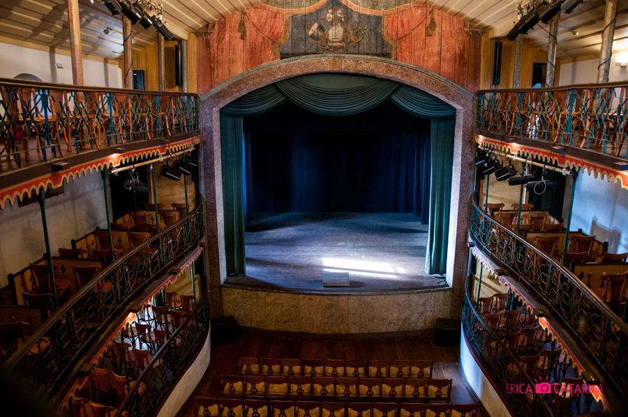 Casa da Ópera. Fotografia: Érica Catarina Pontes - Páscoa 2013