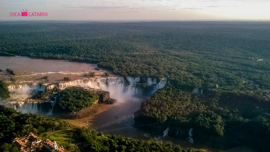 Vista Panorâmica das Cataratas