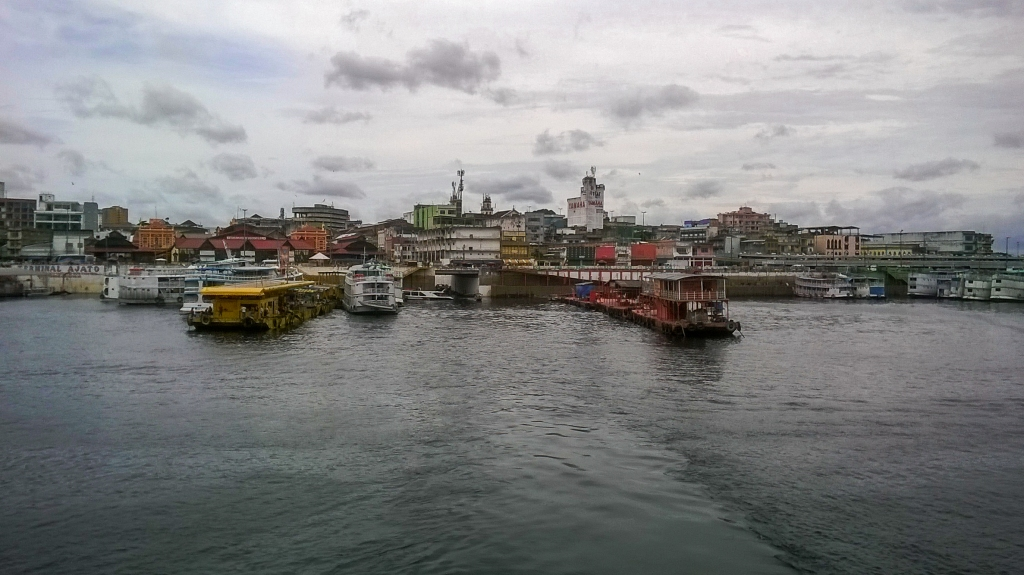 Adeus Porto Flutuante !!!