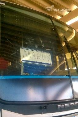 ônibus moderníssimo... SQN
